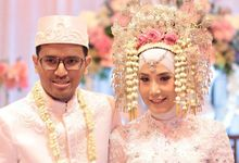Japanese Romantic Intimate Wedding - Sandra & Yoi by Fine Organizer