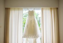 The Wedding Gown of Hana by My Dream Bridal and Wedding