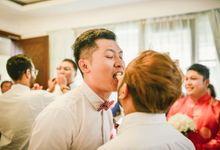 Jonathan  & Keyna Wedding by Wikanka Photography