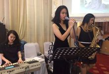 Simple Elegant Package by Crescendo Music Entertainment
