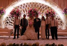 Wedding of Yansen & Hanny by Crescendo Music Entertainment