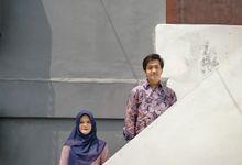 Enggagement Hanif & Zakiyah by Isomotret Photography
