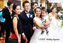 Christofer & Lucyana 01102016 by Moist Wedding Planner & Organizer