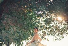 Prewedding Feby Amd Yoga by De Photography Bali