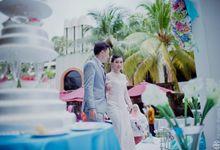 Reception Of Efy & Azli by Redhu Malek Photography