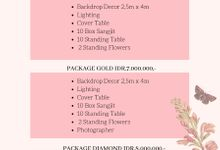 PRICELIST TERBARU DAN PROMO TERBARU by Calysta Sangjit Decoration