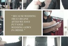 Preparation, HardWork And Learning ❤ by Gorgeous Bridal Jakarta