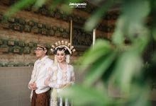 Wedding of J&D by Imagenic