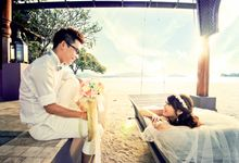 Pre wedding by Threebox Studio