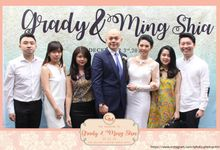 Grday & Ming Shia Wedding Day by iPhoto Photoprint