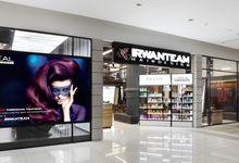 Summarecon Mall Serpong by Irwan Team Hairdesign