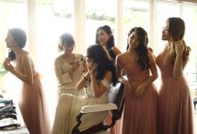A Beautiful Bride To Be, Jeni Patty by Lademoiselle Bridesmaids