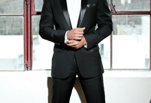 Boris Kodjoe (Model Shoot) by Alfa Suits