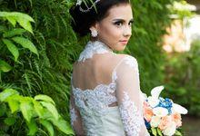 Giant Farida Wedding by Lovella Story