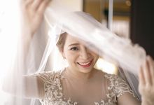 Hero and Mei Wedding by Sunkissed Collective