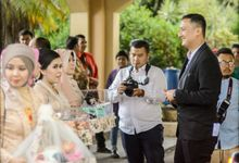 The Wedding of Santa & Khresna by Alux's Event & Wedding Creator