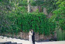 Angel & Kenny Wedding on 09 January 2014 by The Organiser Bali
