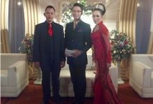 CLIENTS OF IRFAN BUDIAWAN (085721031414) by MC IRFAN BUDIAWAN - MC WEDDING BANDUNG