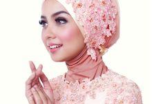 Nashmia Bride by Arini Makeup Artist