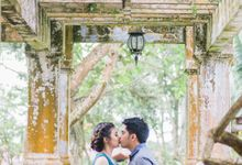 Casual yet Chic Prenup Session at Hillcreek Gardens by Peach Frost Studio