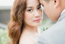 A Peach Themed Tagaytay Woodlands Wedding of Tina & Niel by Peach Frost Studio