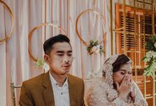 Engagement Fatysa & Galang by Goodside Project