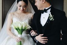 Willy & Yessica by One Heart Wedding