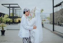Wedding moment of Alen & basith by Crafted Visual