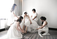 Pullman Hotel Thamrin - Kezia & Thyo Morning Preparation by Matteo Wedding Organizer