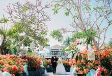 Bali Wedding Session at Samabe Resort by Juju Bali Photography