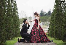 Albert & Vhena Pre-Wedding Photoshoot by Jas-ku.com