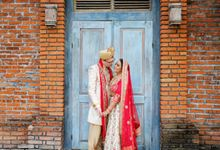 Wedding Day Of Ben & Sonali From New Zealand by Fotograf.id