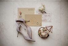 Febri & Grace's Wedding by Cloche Atelier