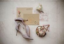 Febri & Grace's Wedding by Cloche Atelier