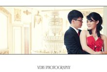 The Engagement of Yukito & Sylvia by VDB Photography