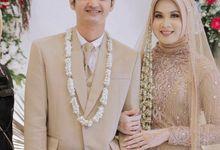 The wedding day of Lina & Dedi by Namakita Planner