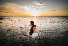 Stephanie Adhi Prewedding Melbourne by Feztography