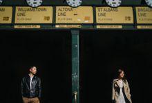 Monica & Ivan Prewedding Melbourne by Feztography