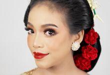 Kebaya Akad Adat Jawa by Bryds Wedding Kebaya