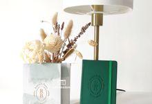 Notebook for Rahma & Batara by Arumanis Gift