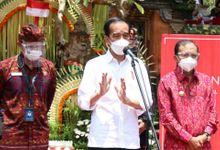 Kunjungan Presiden RI Jokowi by Delapanam Rental Bali