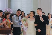 The Wedding of Awan & Maria by Amour Wedding Organizer