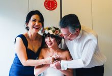 Maurice & Cherri Wedding Day Coverage Part 1 by Chris Chang Photography