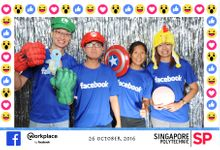 Singapore Polytechnic - Workplace by Facebook by Little Snap Productions