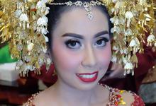 Rangkaian Pernikahan Dhita Rio by D'soewarna Wedding Planning
