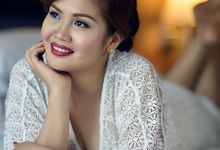 Cherrie Fajardo - Ramos by MJ Nubla Makeup & Events