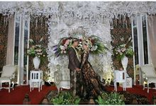 wedding day Dea Jimi by Link Wedding Planner