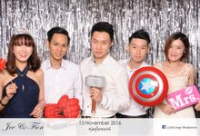 Joe and Fion Wedding by Little Snap Productions