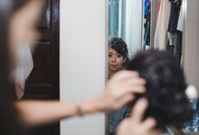 Actual Day Photography -Luke & Hui Yi by Knotties Frame