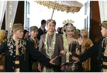 wedding day Dea Jimi by Link Wedding Planner